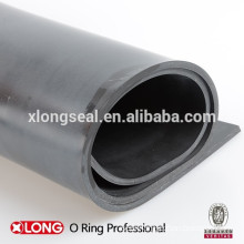 Low price black heat resistance rubber sheet