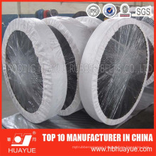Flat Cc56 Fabric Rubber Conveyor Belts