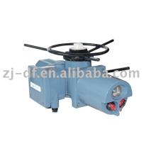 Intelligent electric valve actuator