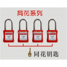 INDUSTRIAL SAFETY PRODUCTS PADLOCKS