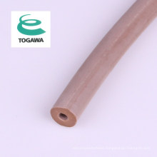Extruded vacuum rubber tube. Manufactured by Togawa Rubber Co., Ltd. Made in Japan (2.5 inch rubber hose)