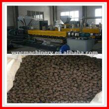 PE/PVC and WPC granulating machine