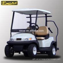 venda quente 2 lugares carrinho de golfe elétrico