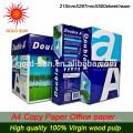 A4 preço competitivo de papel de cópia