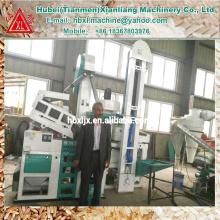 Machine de fraisage de riz assortie machine de déstockage de riz de moulin