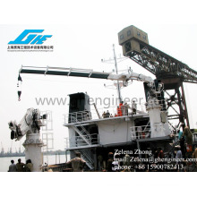 Telescopic Crane Mini Crane for small ship