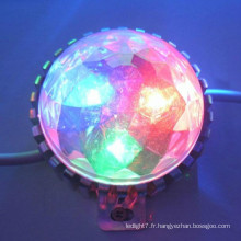 Fabrication en Chine Vente chaude pour 2014 conduit cabochon pixel point light 9w rgb