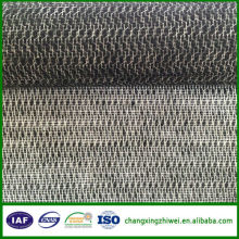 100%polyester woven fusible Interlining 75D