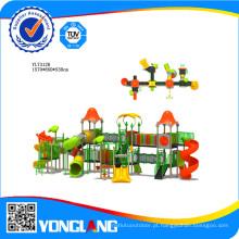 Fabricante profissional de playground ao ar livre