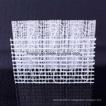 Tissu 3D en fibre de verre, produits 3D