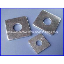 Rondelle plate en acier inoxydable Ss304 / Ss316 (M3-M76)