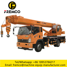 Mini Mobile Lifting Truck Crane