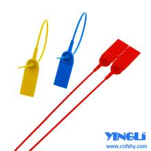 Selo plástico apertado da tração ajustável no comprimento de 280mm