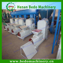 Wheat straw biomass briquette machine&corn cob briquette machine
