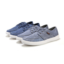 china manufacturer lace up men casual 2014 new style canvas shoes
