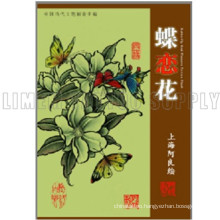The Fanshionable attractive Tattoo beauty flower and butterfly Book