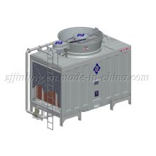 CTI Certified Cross Flow Fermé Type Cooling Tower (JNC-80T)