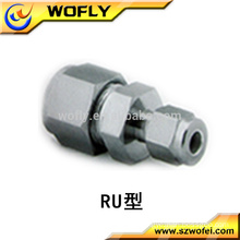 Most popular product Stainless steel Reducing Union, Compression Tube Fitting