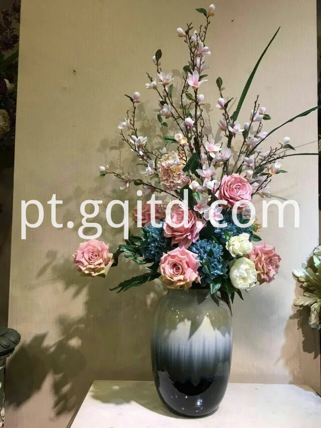 artificial flower peony-1