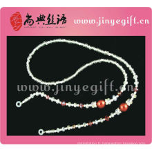 Lanière en cristal de perle de Ruby Craft