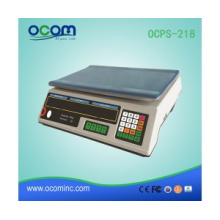 OCPS-218: cheap electronic kitchen digital weighing price scale