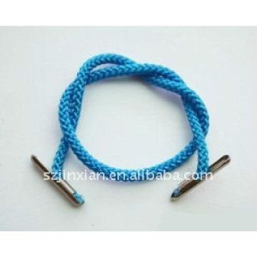 оплетка веревки с зажимами