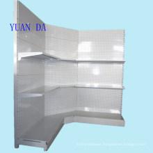 Supermarket Single Side Display Corner Shelf (YD-X12)