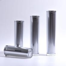 Novo cilindro de decoração Airless bomba garrafa (EF-A11)