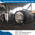 Batch capacity 8 tons cracking machine