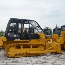 SHANTUI bulldozer sur chenilles électrique 160HP SD16F