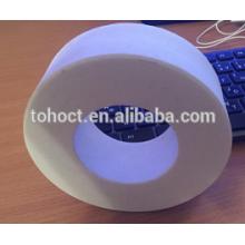 Piston de précision usiné en céramique de carbure de silicium de zircone d'alumine