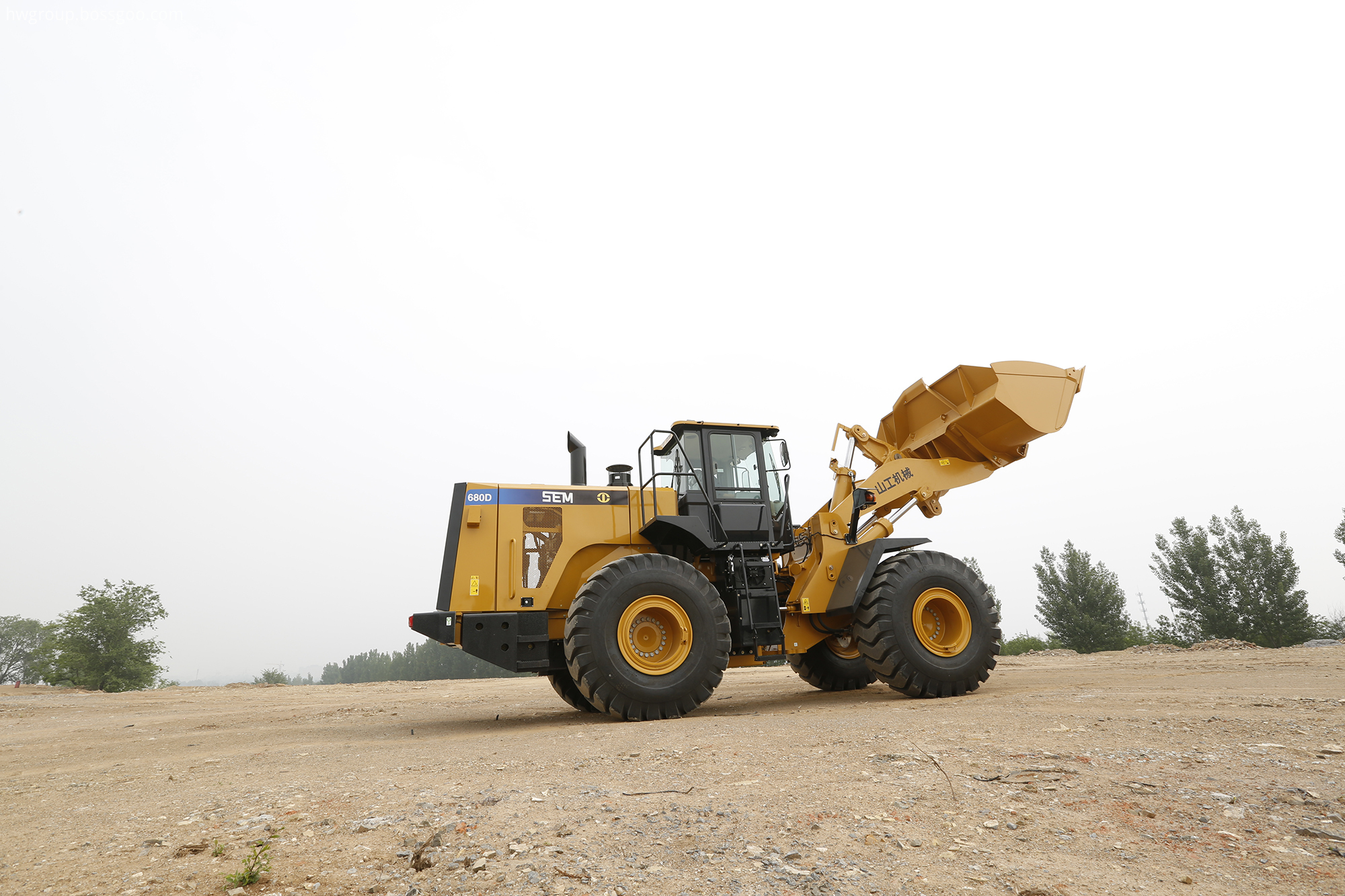 8 Ton Wheel Loader