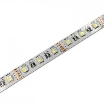 Tira flexible led RGB + W color cambiable