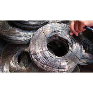 Building material black annealed wire