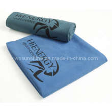 Microfiber Two-Side Flannel Cleaning Cloth (SE-011)