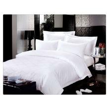 200-400T linge de lit jacquard en coton égyptien pour les hôtels