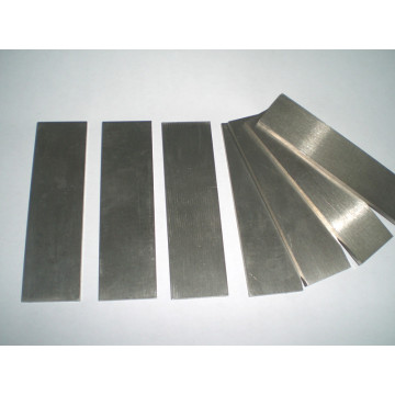 Plaque polie de zirconium de 1MM ZR60702