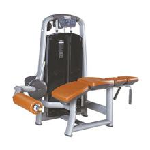 Equipo de gimnasio comercial de la máquina propensa del enrollamiento de la pierna