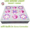 Patent 1000W LED Grow Light Full Spectrum for Plants Veg and Flower