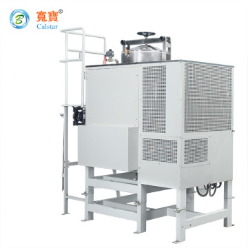 Solvent Recovery Machine e Cleaning