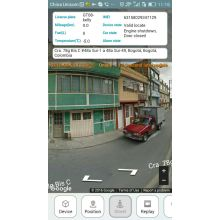 GPS Tracking Web with Real Time, Playback, Location, Speed, Direction, Alarm (TS05-KW)