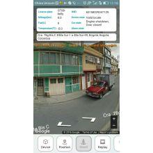 GPS Tracking Web com Tempo Real, Reprodução, Localização, Velocidade, Direção, Alarme (TS05-KW)