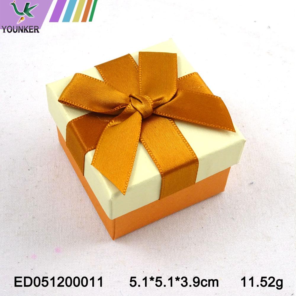 Elegant Ribbon Ring Boxes 003