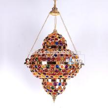 Moroccan Pendant Lamp Lantern Mosque Chandelier in Dubai 014