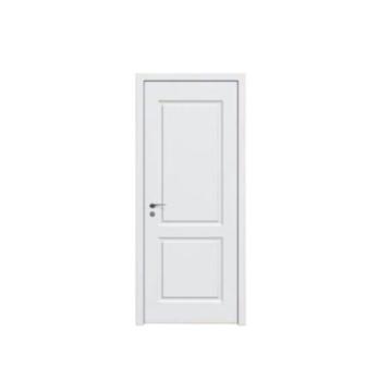 Puertas de dormitorio minimalistas de marco estrecho