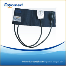Great Quality White Plastic Cover Type Aneroid Sphygmomanometer