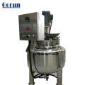 Tanque de mistura líquido de aço inoxidável personalizado do aquecimento elétrico