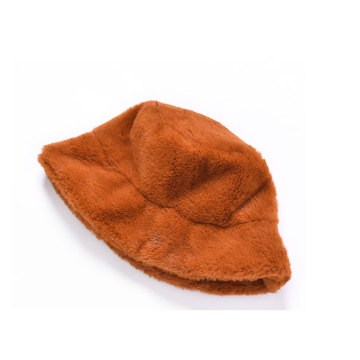 Pescador chapéu peles chapéu quente