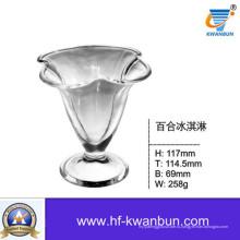Чистое мороженое Стеклянная чаша для посуды Kb-Hn0123
