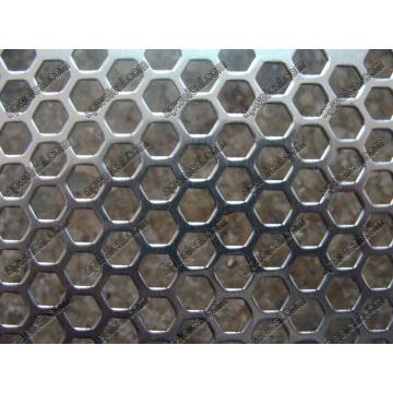 Сталь, нержавеющая сталь, алюминиевая штампованная сетка
